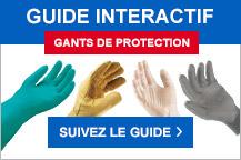Choisissez le gant adapté à votre activité !